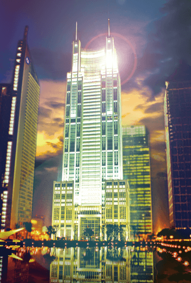 Bank of Shanghai Tower